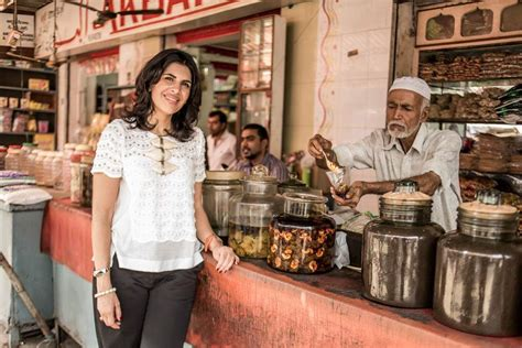 Q&A - Anjum Anand, Celebrity chef and author - Lisa Eats World