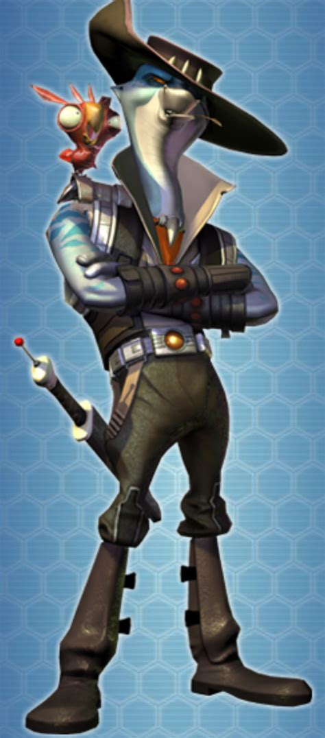 Ratchet and Clank Future: A Crack in Time characters list