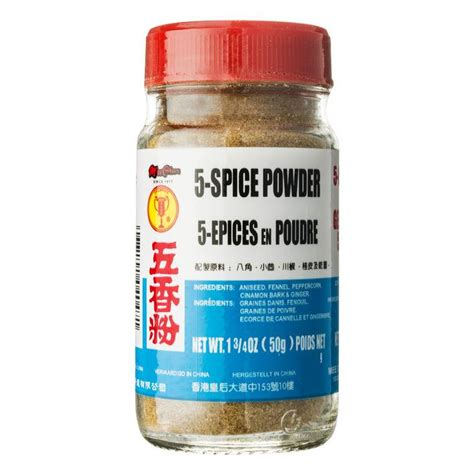 5 Spice Mix, 50g - Tjin's Toko