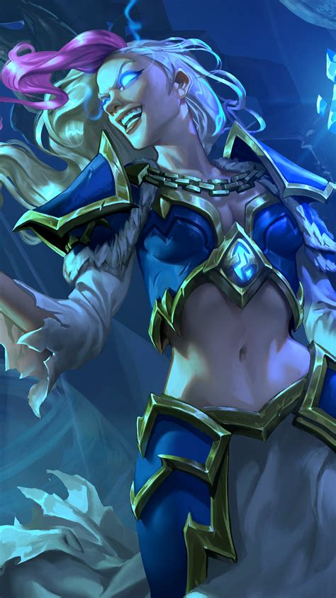 Knights of the Frozen Throne Wallpapers - Hearthstone Top