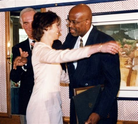 Chris Darden: Marcia Clark and I 'Were More Than Friends