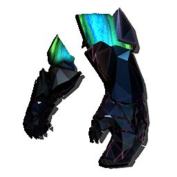 Corrupted Avatar Gloves Skin (Genesis: Part 1) - Official