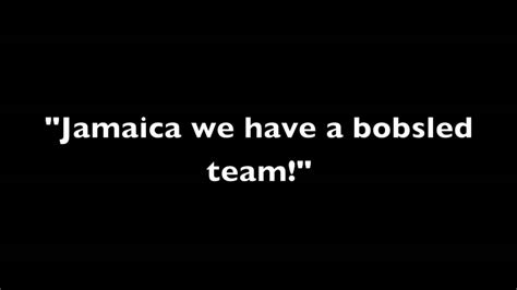 """Cool Runnings Theme Song """"Jamaica We have a Bobsle - YouTube"""