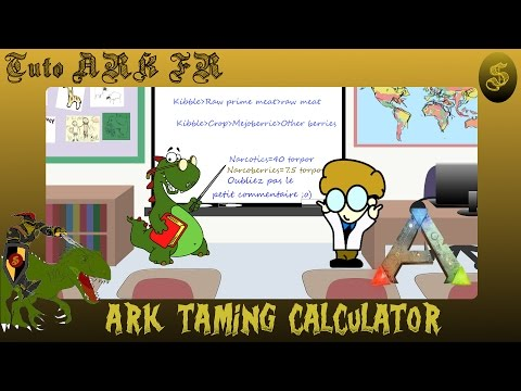 Dododex Taming Calculator for Ark: Survival Evolved PC
