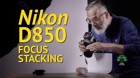 Nikon D850 Focus Stacking Explained - Viilage Review - YouTube