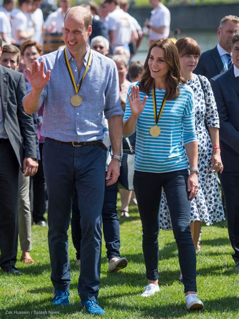 Kate Middleton's sneakers, tennis shoes and plimsolls