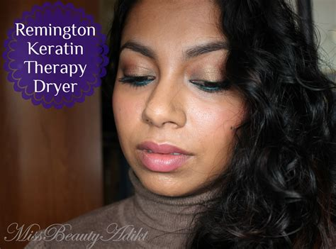 M I S S B E A U T Y A D I K T: Remington Keratin Therapy