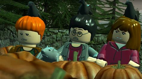 Remastered LEGO Harry Potter: Collection games coming soon