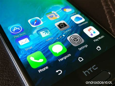 How to make your Android look and feel like an iPhone