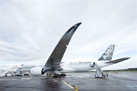 5 Things to Know About the Airbus A350 - Briefly - WSJ
