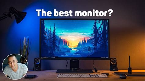 BenQ PD3200U Review | The best monitor for designers