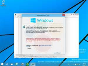 Windows 9 Technical Preview Build 9834: Leaked Screenshots