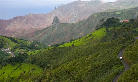 Remote tropical island St Helena is soon to get its own