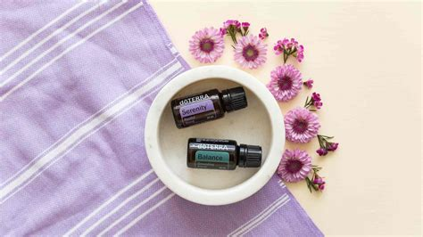 Bring Stability to your Life with doTERRA Serenity and