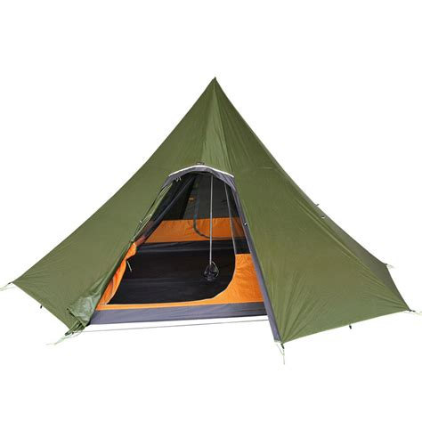 Octopeak Teepee (6P) Modular Outer Tents – Luxe Hiking Gear