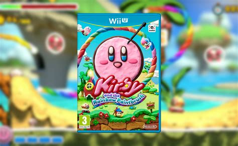 Review: Kirby and the Rainbow Paintbrush (Wii U