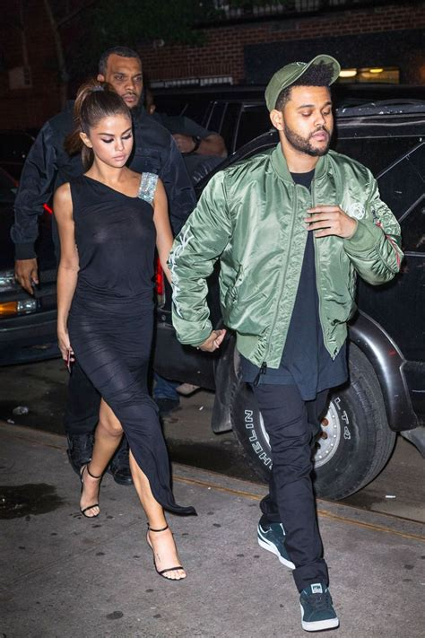 The Weeknd Knows You Know About Selena Gomez