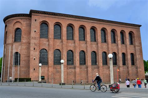 Basilica of Constantine in Trier, Germany   Encircle Photos