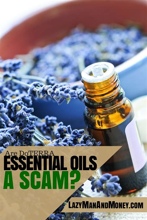 Are DoTERRA Essential Oils a Scam? - Lazy Man and Money