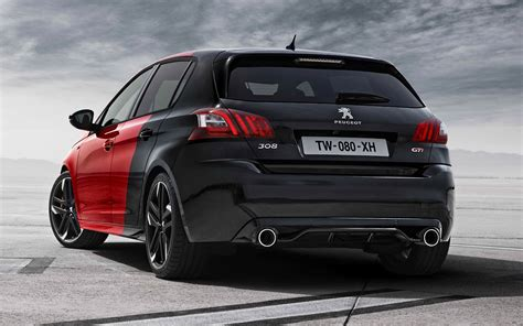 2015 Peugeot 308 GTi - Wallpapers and HD Images | Car Pixel