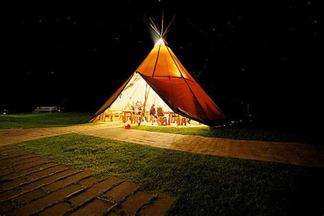 Stretch Tents, Tipis, Yurts and Bedouin Tents for Hire