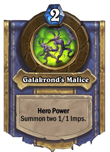 Galakrond, the Wretched - Hearthstone Top Decks