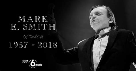 """BBC Radio 6 Music on Twitter: """"MES RIP: A true one-off has"""