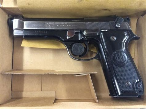 Transitional Beretta 92Ses Available Through PSA - The