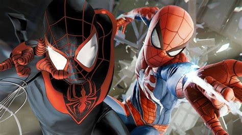 Spider-Man on PS4: New Powers and Costumes Miles Morales