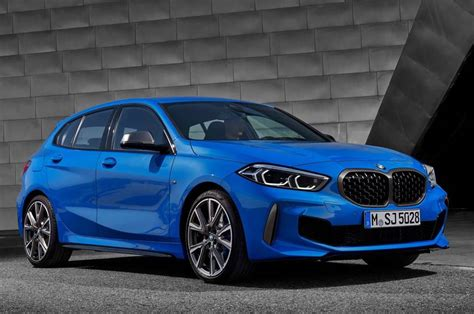 New-Gen BMW 1 series unveiled - India launch expected by