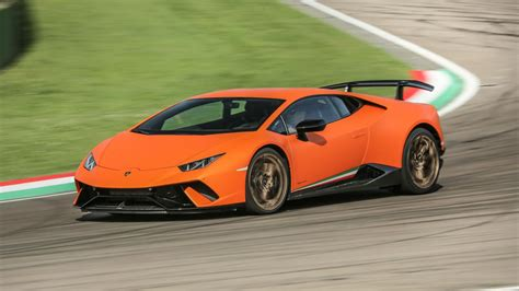 Lamborghini Huracán Performante: what you need to know