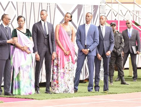 Ange Kagame is de-facto vice president in the making