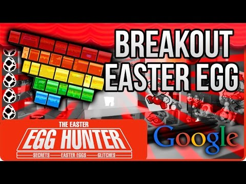 New Easter Egg from Google: How to play the Atari Breakout