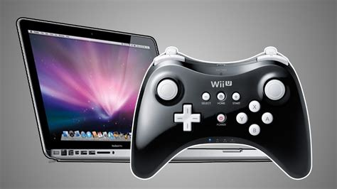 How to Use a Wii U Pro Controller on Mac Emulators - YouTube
