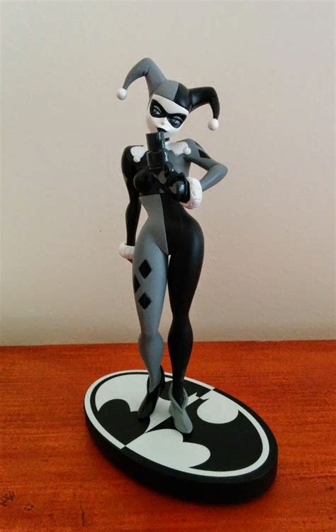 'Xplosion of Awesome: Batman Black and White: Harley Quinn