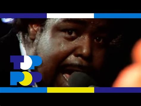 """Barry White – """"I'm Gonna Love You Just A Little More Baby"""