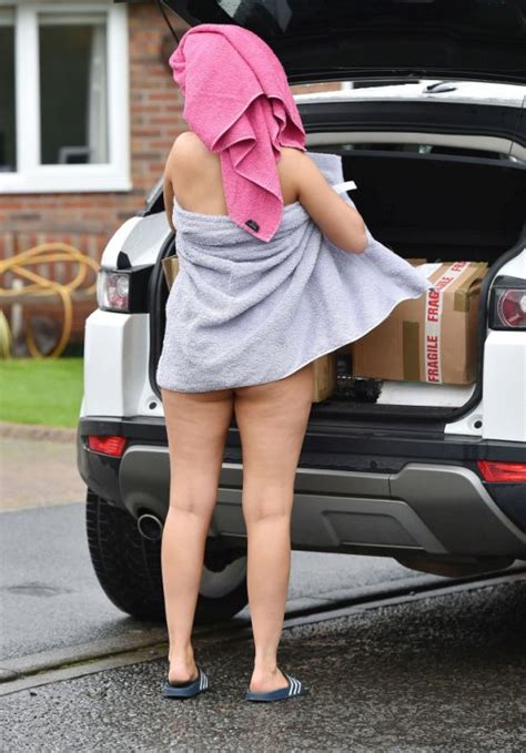 Geordie Shore Star Chloe Ferry Almost Shows Off Everything