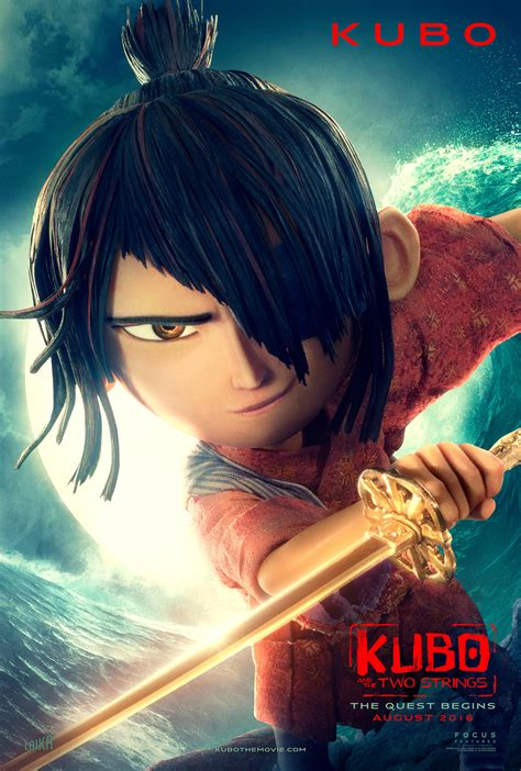 New 'Kubo and The Two Strings' Trailer