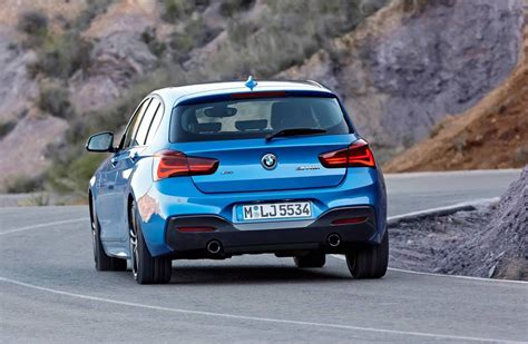2017 BMW 1 Series update announced, last RWD before FWD