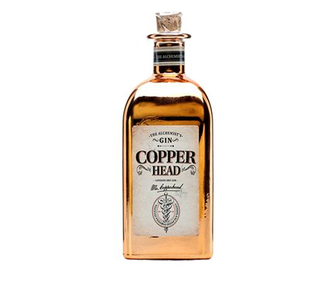 Copperhead Gin 50cl - Drink Delivery