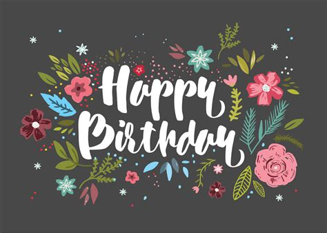 Smell the Celebration - Birthday Card (Free) | Greetings
