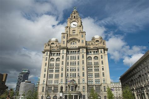 Liverpool's iconic Royal Liver Building sells for £48m