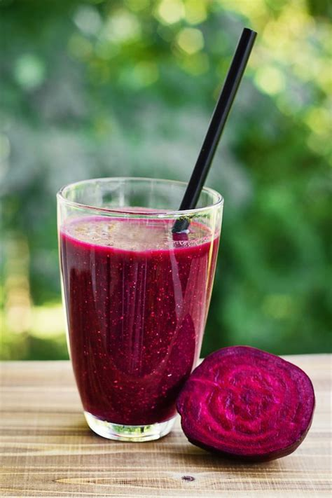 Keep Your Iron Levels High with this Blood-Building Beet