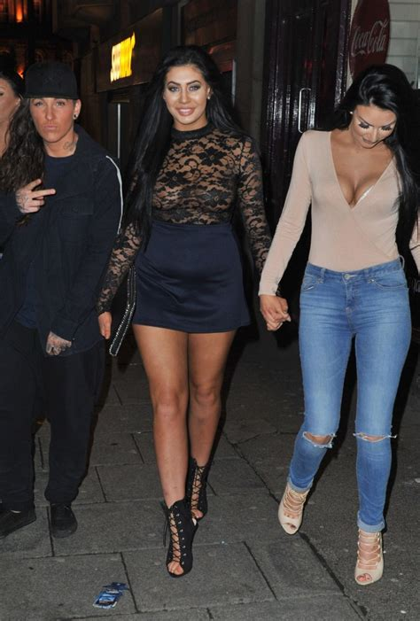 Chloe Ferry See Through (13 Photos)   #TheFappening