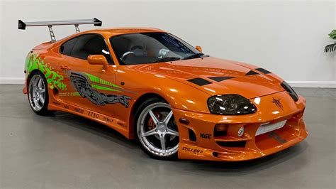 Auto's uit The Fast and the Furious te koop - TopGear