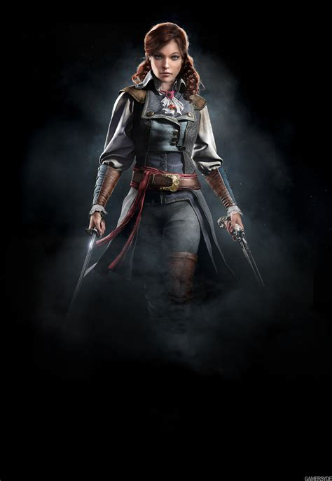 Ubisoft adds female Templar to Assassin's Creed Unity