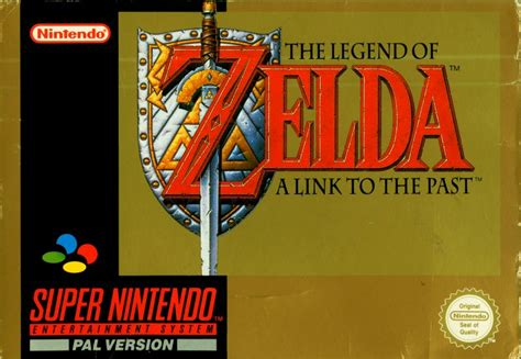 The Legend of Zelda: A Link to the Past (2016) New