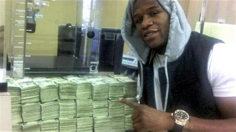 Floyd Mayweather Gets Paid WHAT!?! - YouTube