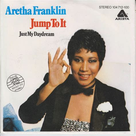 Aretha Franklin - Jump To It (1982, Vinyl) | Discogs