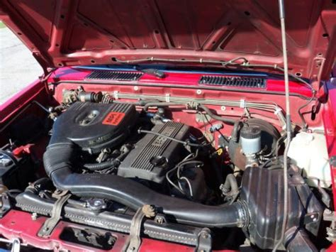 Buy used 1990 Nissan D21, Pick up, Truck, 4 cylinder